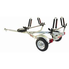 MicroSport Trailer Package: 1-Trailer, 1-Spare Tire Kit, 2-JPro2