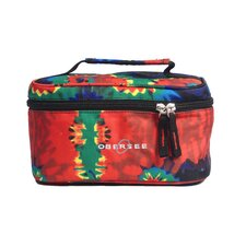 Kids Tie Dye Toiletry and Accessory Train Case