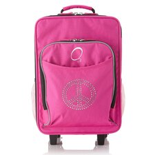 Kids Peace Luggage with Integrated Cooler