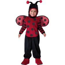 Itty Bitty Ladybug Toddler Costume