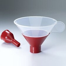 Smart Funnel in Red