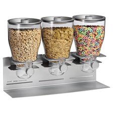 17.5-oz. Commercial Plus Edition Triple Canister Dispenser