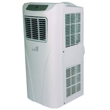 8,000 BTU Portable Air Conditioner with Remote