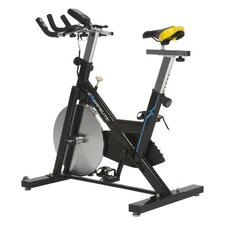 <strong>Exerpeutic Fitness</strong> LX9 Super High Capacity Indoor Training Cycling Bike