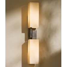 <strong>Hubbardton Forge</strong> Ondrian 2 Light Wall Sconce