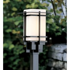 "Tourou 1 Light 8.2"" Outdoor Post Lantern"