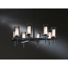 <strong>Hubbardton Forge</strong> Constellation 8 Light Chandelier