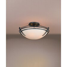 Presidio Small 2 Light Semi Flush Mount