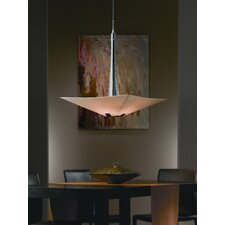 "Vortis 25"" Large 4 Light Adjustable Inverted Pendant"
