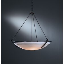 <strong>Hubbardton Forge</strong> Tryne 3 Light Inverted Pendant