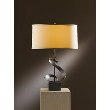 Gallery 1 Light Spiral Table Lamp