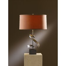 <strong>Hubbardton Forge</strong> Gallery Spiral 1 Light Table Lamp