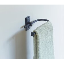 Metra Wall Mounted Curved Hand Towel/Tissue Holder