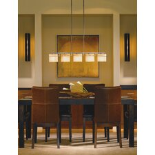 <strong>Hubbardton Forge</strong> Ellipse 5 Light Pendant