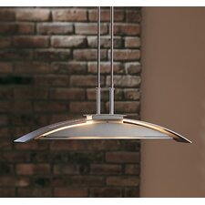 Bent Plane 2 Light Pendant