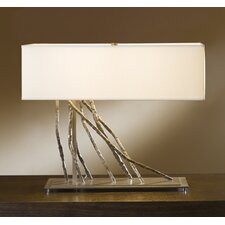 "Brindille 16.5"" H Table Lamp with Rectangle Shade"