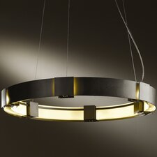 Aura 6 Light Drum Pendant