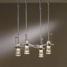 <strong>Hubbardton Forge</strong> Erlenmeyer 4 Light Pendant