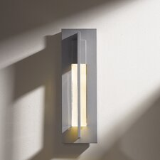 Axis 1 Light Small Outdoor Sconce