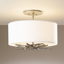 Brindille 3 Light Semi-Flush Mount