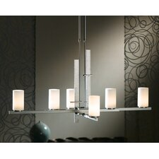 <strong>Hubbardton Forge</strong> Ondrian 6 Light Pendant