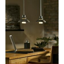 <strong>Hubbardton Forge</strong> Staccato 1 Light Pendant