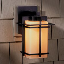 <strong>Hubbardton Forge</strong> Tourou 1 Light Outdoor Wall Sconce