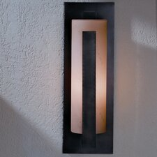 "<strong>Hubbardton Forge</strong> 15"" One Light Outdoor Wall Sconce"