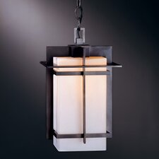 Tourou 1 Light Outdoor Semi Flush Mount