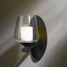<strong>Hubbardton Forge</strong> Ribbon 1 Light Wall Sconce