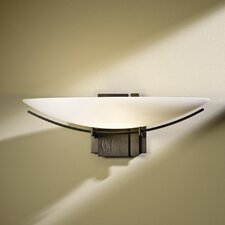 <strong>Hubbardton Forge</strong> Quick Ship 1 Light Oval Wall Sconce