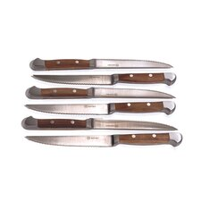 Curtis Lloyd 6 Piece Steak Knife Set