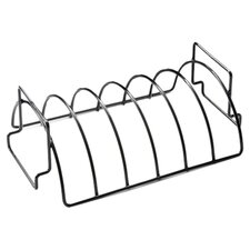 Reversible Nonstick Rib Rack