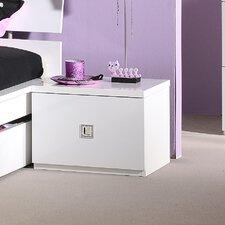 Strass N°11 1 Drawer Bedside Table