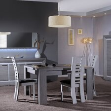 Lynea 83 5 Piece Dining Set