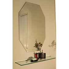 <strong>Spancraft Glass</strong> Regency Octagon Frameless Mirror