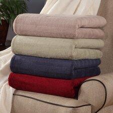 Triple Rib Electric Heated Warming Blanket