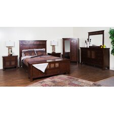 Woodland Panel Bedroom Collection
