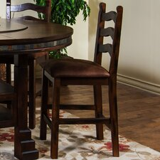 "Santa Fe 24"" Barstool with Cushion"