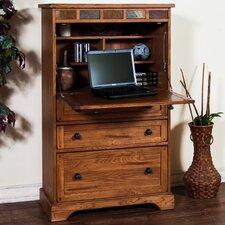 Sedona Armoire Desk