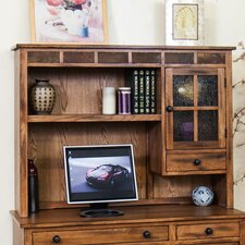 "Sedona 36"" H x 49"" W Desk Hutch"
