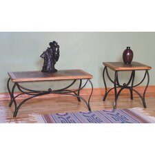 <strong>Sunny Designs</strong> Sedona Coffee Table Set