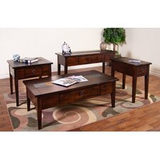 Santa Fe Coffee Table Set