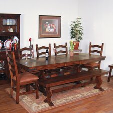 Santa Fe 8 Piece Dining Set
