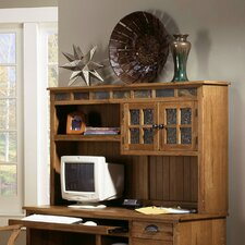 "Sedona 36"" H x 58"" W Desk Hutch"