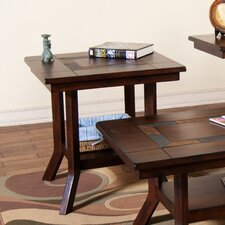 Santa Fe End Table