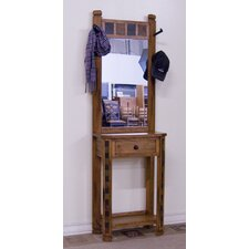 Sedona Hat Rack with Mirror