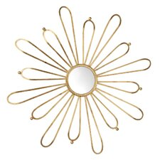 <strong>Cyan Design</strong> Cleopatra Mirror in Gold