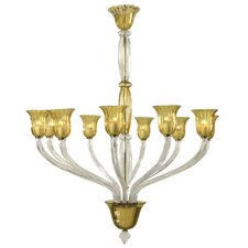 <strong>Cyan Design</strong> La Scala 10 Light Chandelier