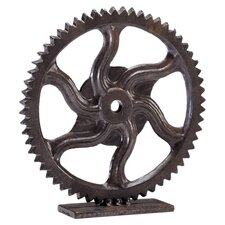 Gear Sculpture 4